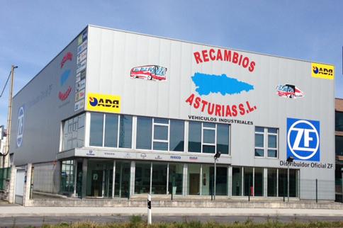 Recambios Asturias V.I.